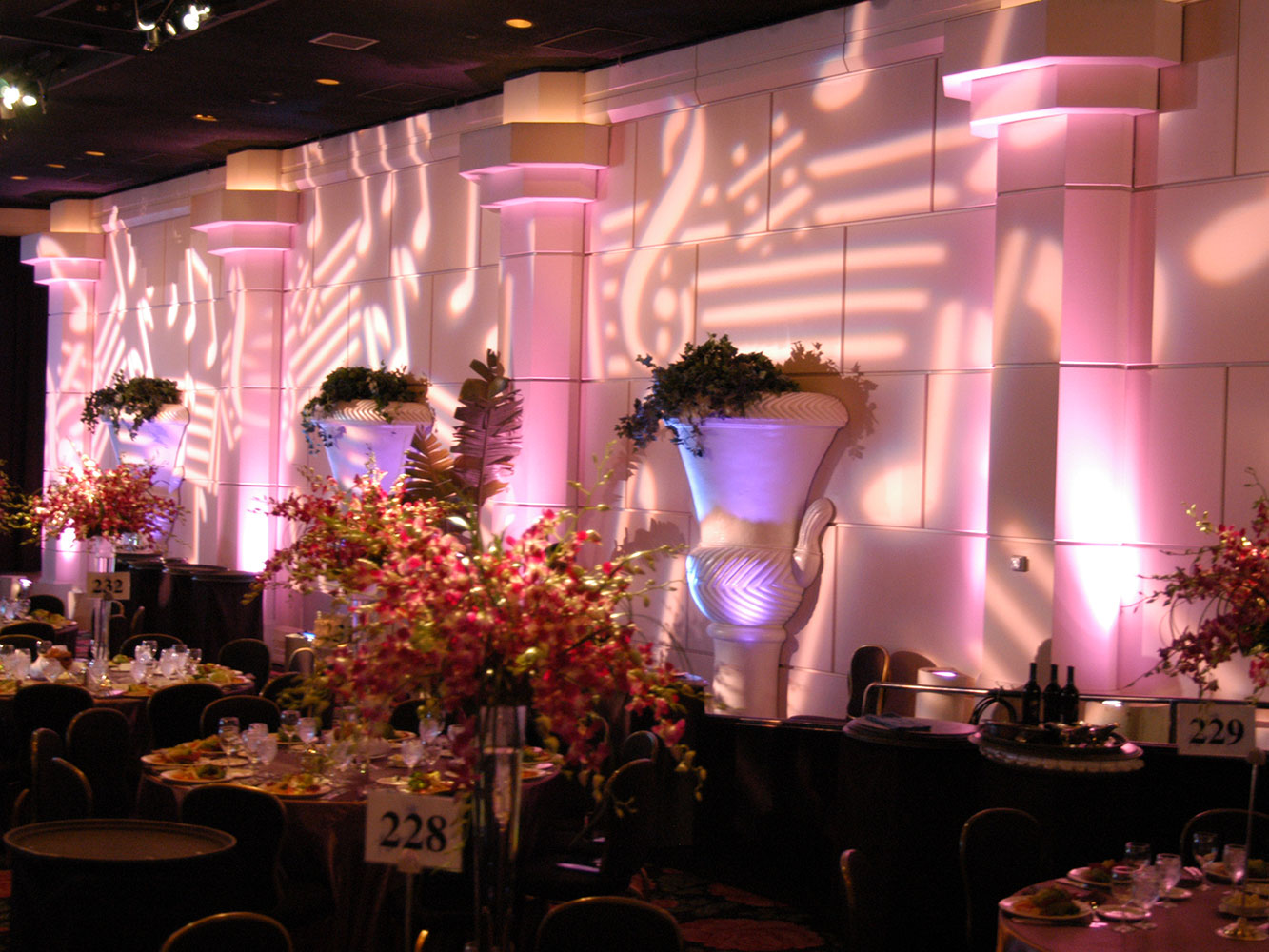 John-Wayne-Cancer-Event---Lighting-&-Decor